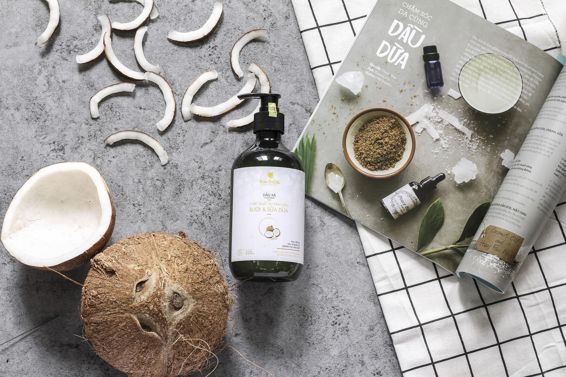 shampoo zonder siliconen
